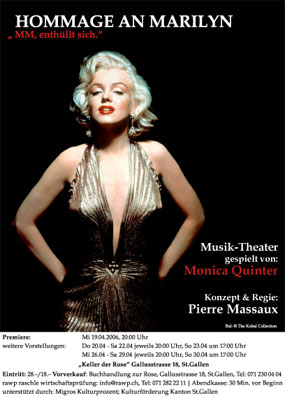 Hommage an Marilyn